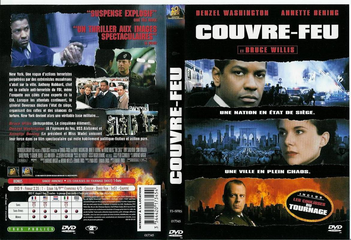 Cover dvd films t