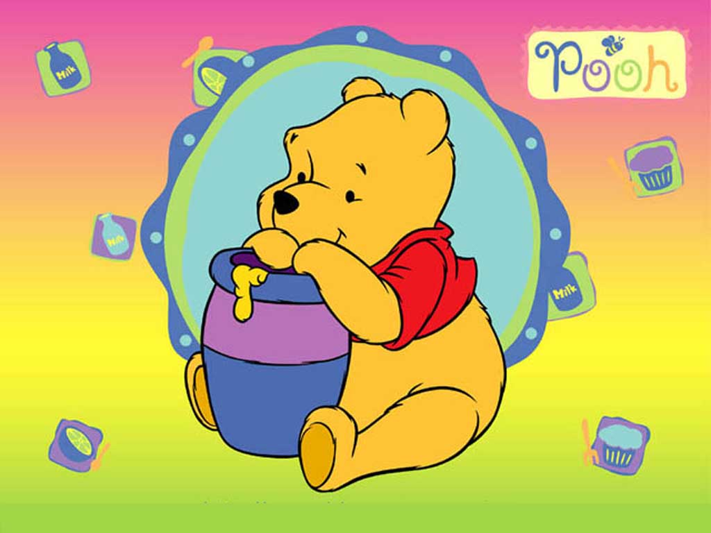 Winnie The Pooh Giochi: WALLPAPERS, SCREEN SAVER- SFONDI GRATIS WINIE THE POOH By