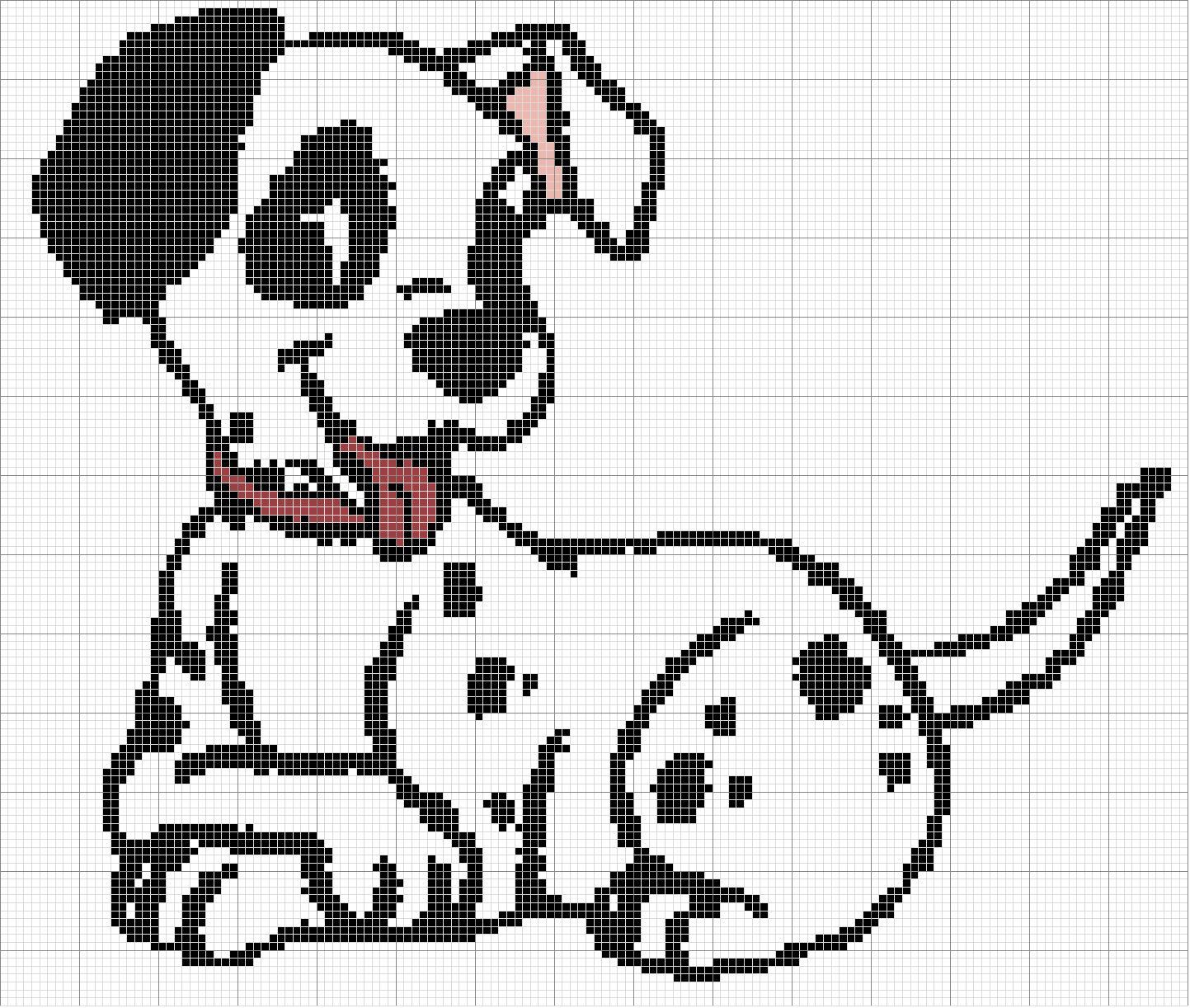 Вязание для детей с собачками