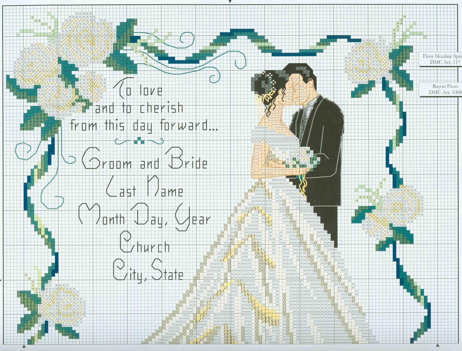 Matrimonio Blog Punto Croce Matrimonio