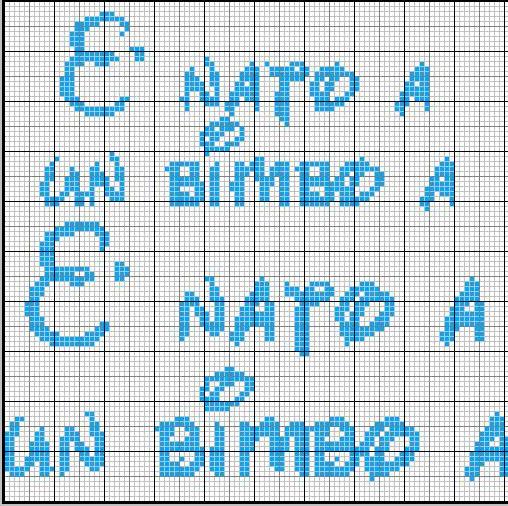 Eccellente alfabeto punto croce disney ub13 pineglen for Alfabeto disney a punto croce