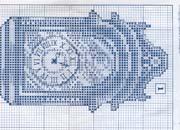 Schemi punto croce orologi schemi 13 for Orologio punto croce schemi gratis
