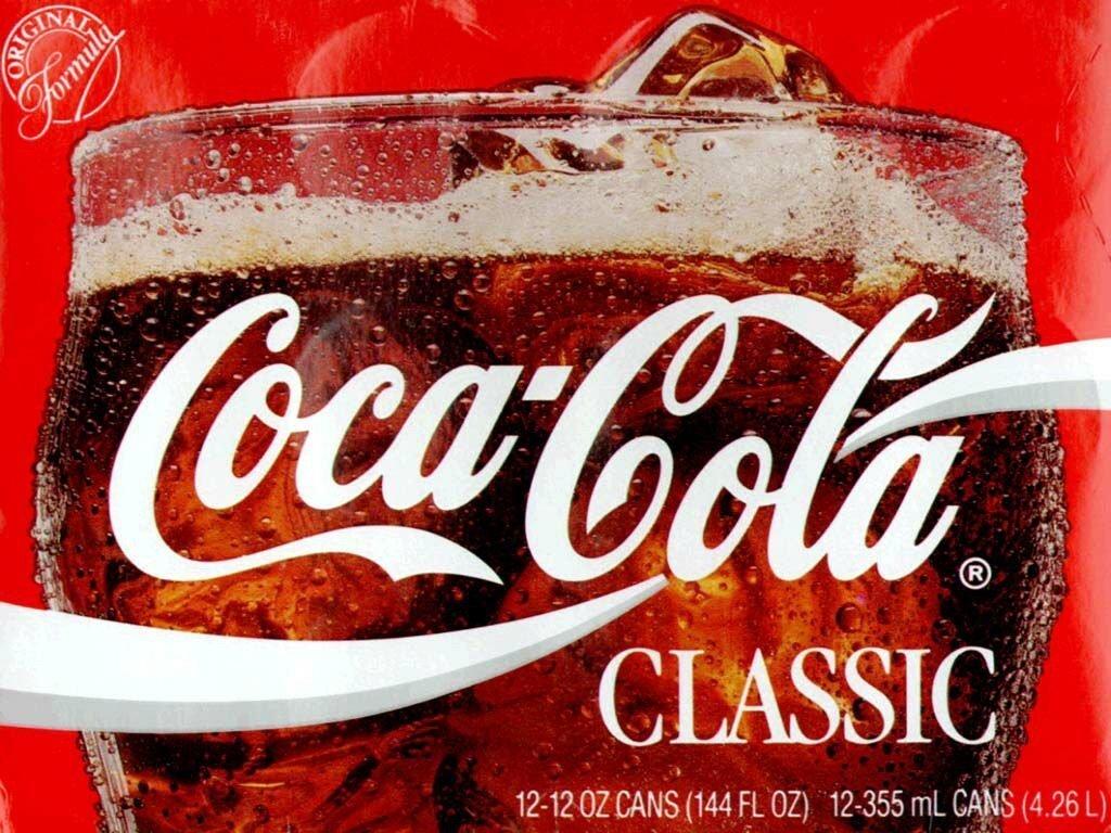 Sfondo Coca Cola 21346