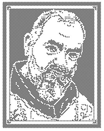 Schema Uncinetto Padre Pio